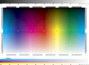 cmyk reference by visibone - Color Test Page Inkjet Printer