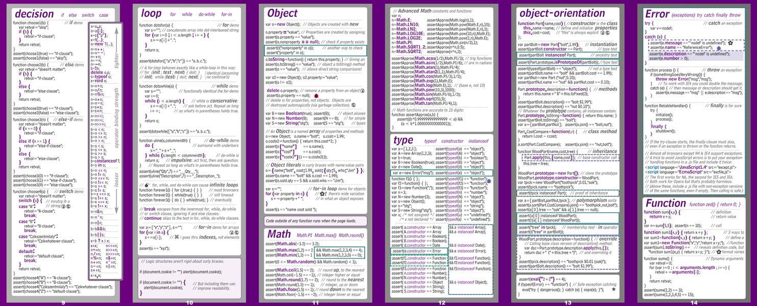 javascript language